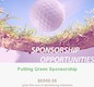 [Image: Ad space for  sponsorship at golf club]